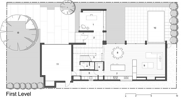 Creative Home Plans With Modern Home Shaped Decoration Ideas Inspiration With Minimalist Interior De House Floor Plans Modern Design Pictures Small Floor Plans