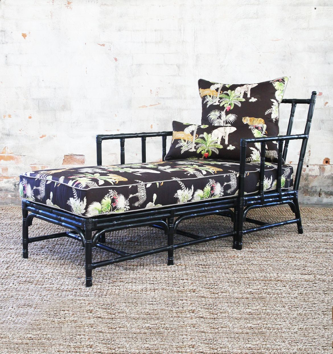 San Carlos Chaise | Rattan Commercial Furniture Supplier
