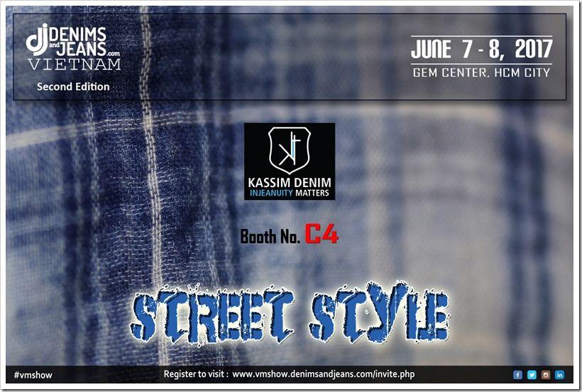 Kassim Denim | Street Style | Denimsandjeans com | Denim Show