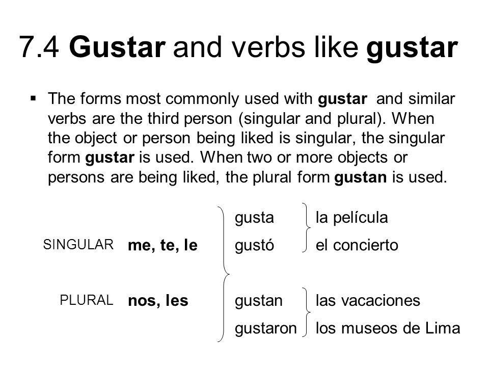conjugating verbs like gustar spanish boarding pass travel spanish. Black Bedroom Furniture Sets. Home Design Ideas