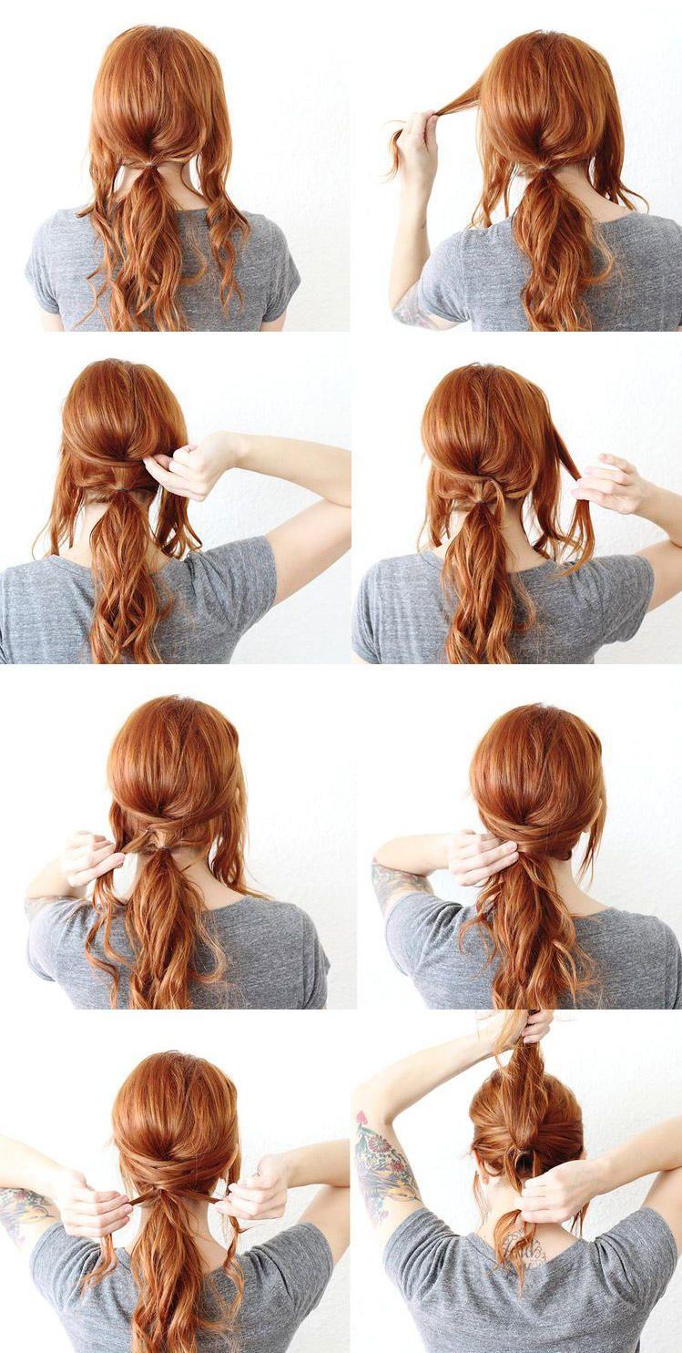 Peinadosfaciles cabelos pinterest dance hair hair style
