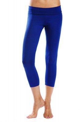 3/4 Capri Length Leggings American Fitness Couture