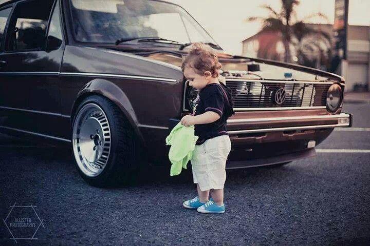Little Boy. Vag