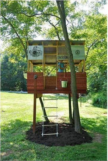 Kids Tree House For Sale