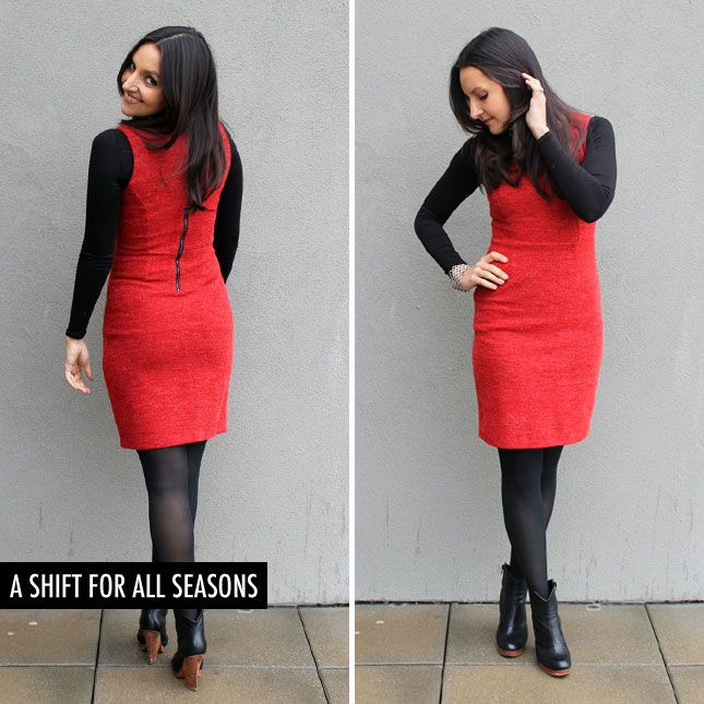 47++ Dress with long sleeve under ideas in 2021