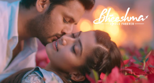 In Director Venkykudumula S Bheeshma Telugu Movie Nithiin Came Back As The Leading Man With Breezy Body Language And In 2020 Movies Movie Releases Best Movie Sites