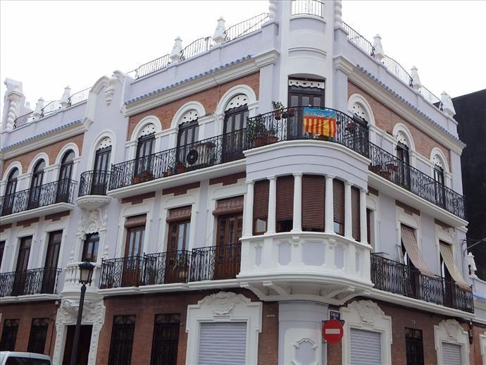 Foto 1 de piso en pintor ferrandis el cabanyal el canyamelar valencia capital valencia - Pisos en el carmen valencia ...