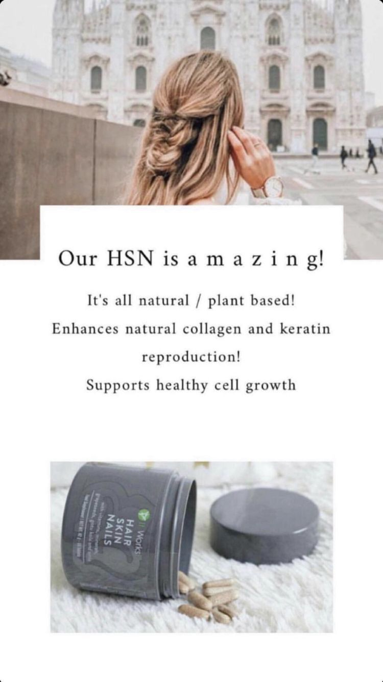 You will love the results you get from my hair, skin and