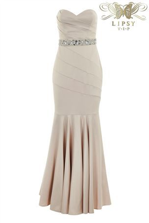 Beige maxi dresses uk online