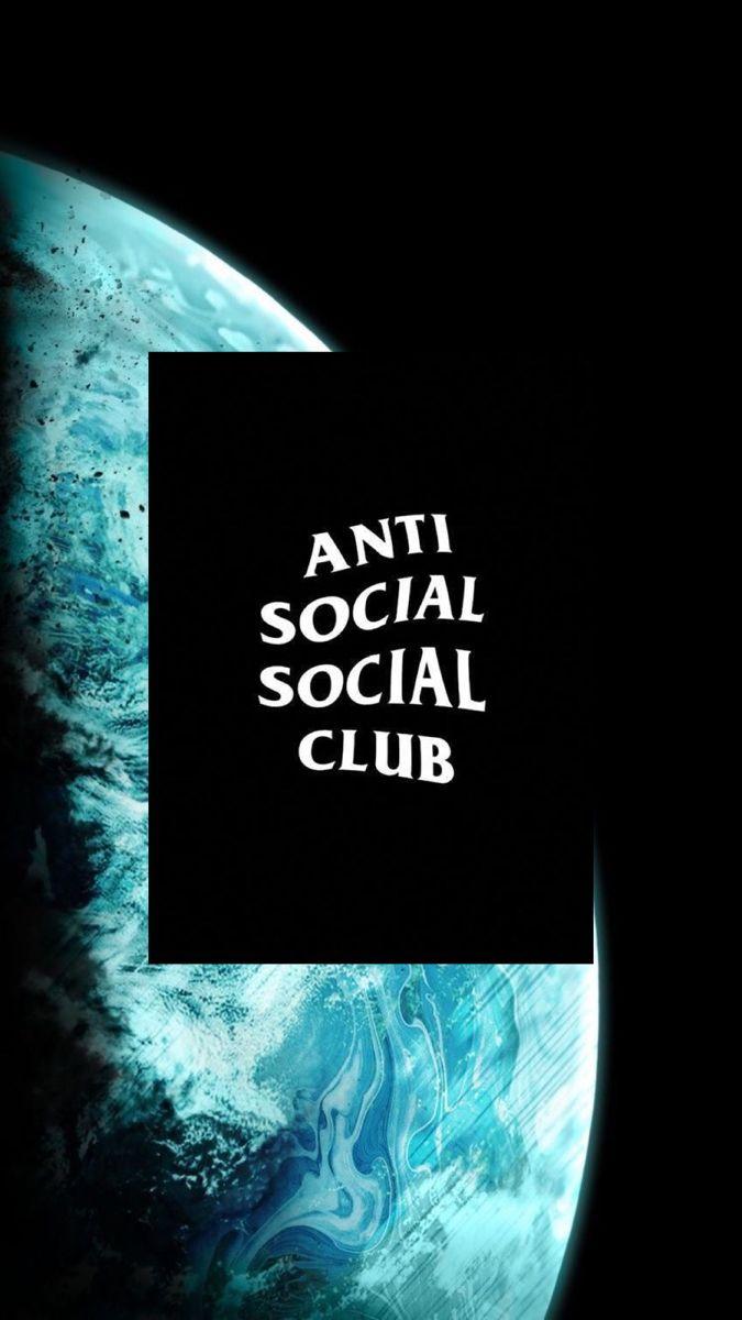 Anti social social club (With images) | Anti social social ...