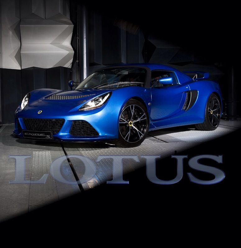 Lotus Exige S Coupe