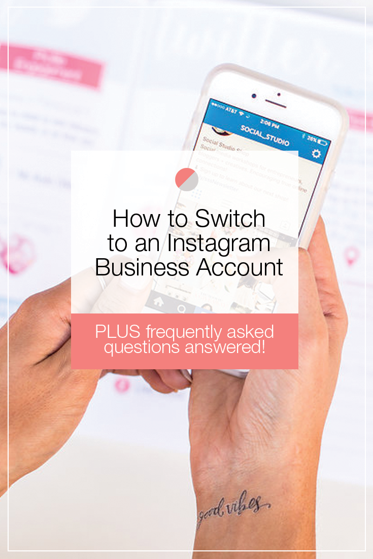 How To Make The Switch To An Instagram Business Profile Plus A Step By   How To Make Business Profile