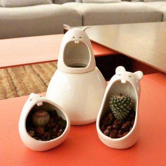 Comedores De Plantas | Paper Mache, Ceramica | Pinterest | Pottery, Plants  And Clay Design Inspirations