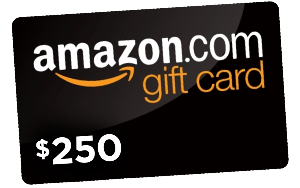 250 Amazon Gift Card Giveaway By Just Smile Web Design Hosted By Kingsumo Giveaways Presentes Amazon Concurso