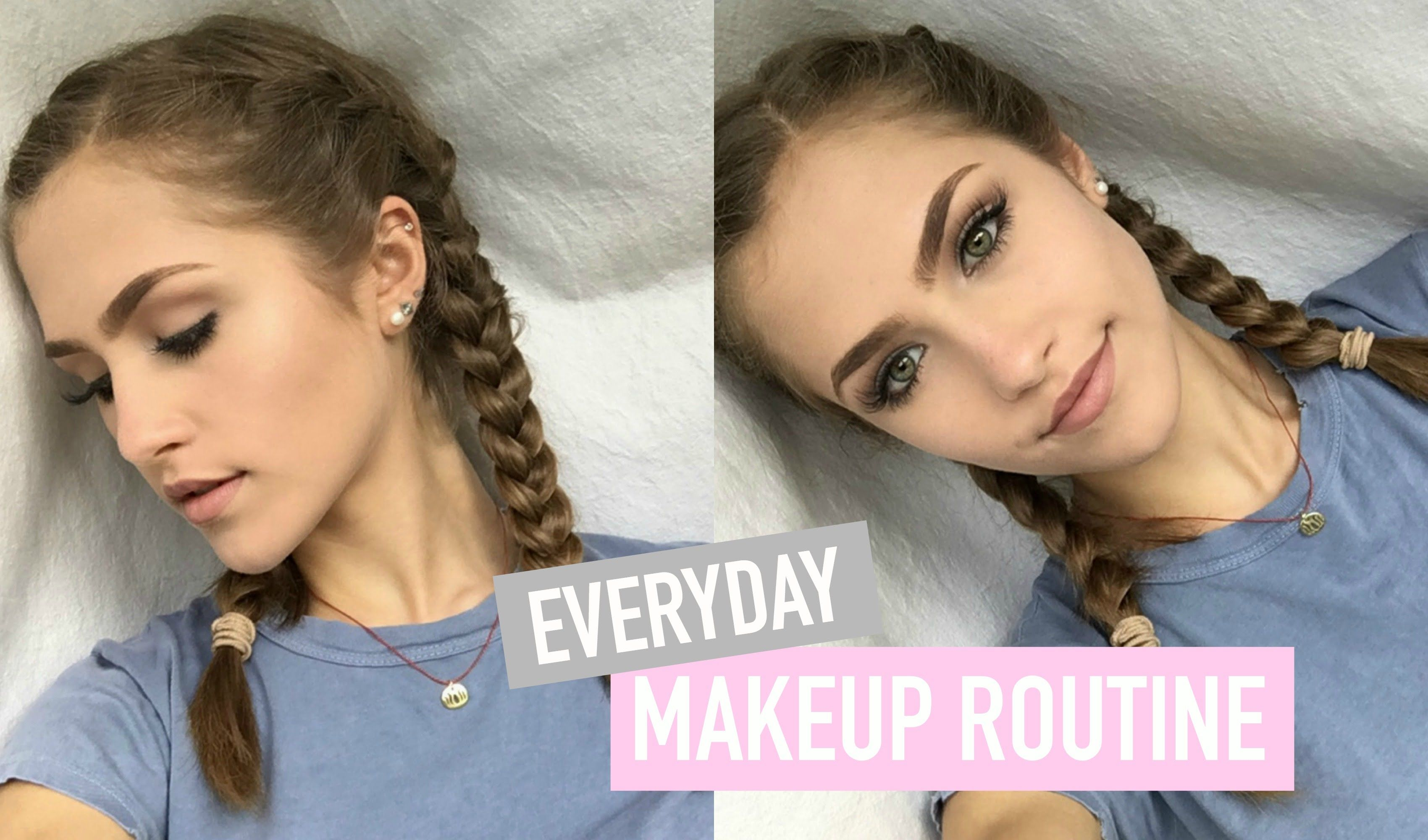 Skin grew over nose piercing  UPDATED EVERYDAY MAKEUP ROUTINE SUMMER   Mel Joy  Makeup