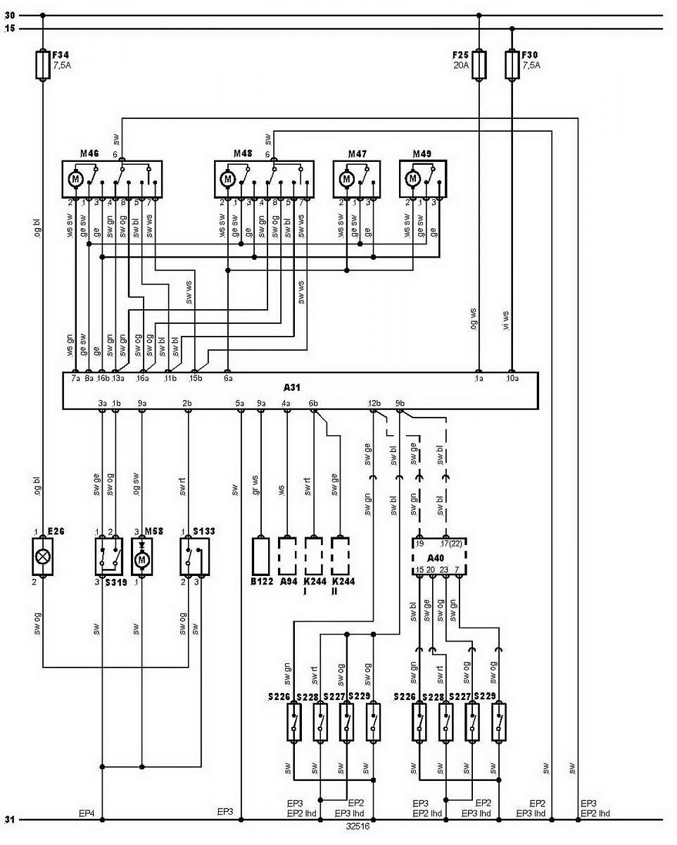 Ausgezeichnet Ford Schaltplan Zeitgenössisch - Der Schaltplan ...