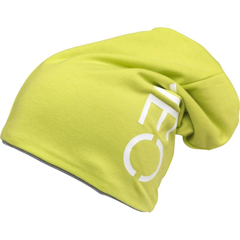 Buy adidas Neo Reversible Logo Beanie Hat Lime Grey AX210 at MandM Direct 47262ae18a5