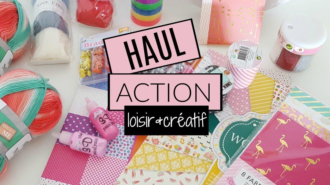Préférence Haul]- Créatif chez Action - YouTube | Tous | Pinterest OZ08