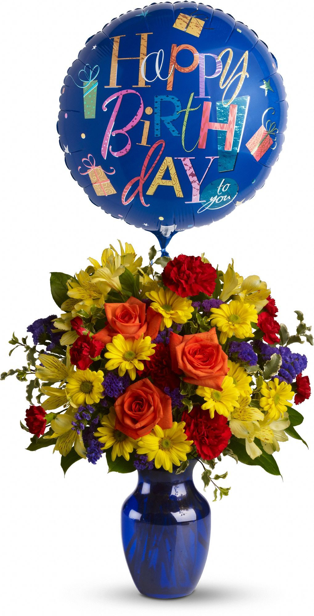 Fly Away Birthday Bouquet In Memory Of Our Son Coreys 25th
