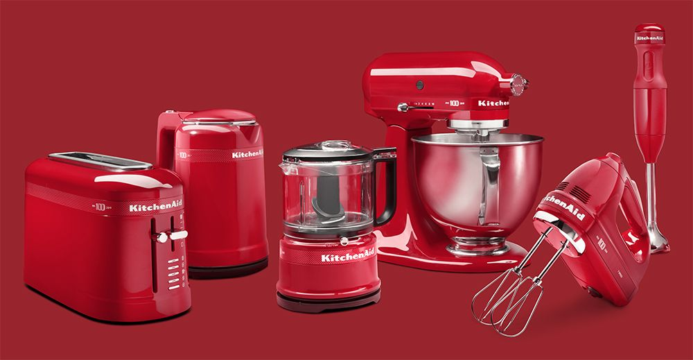 Kitchenaid queen of hearts royal flush set with images