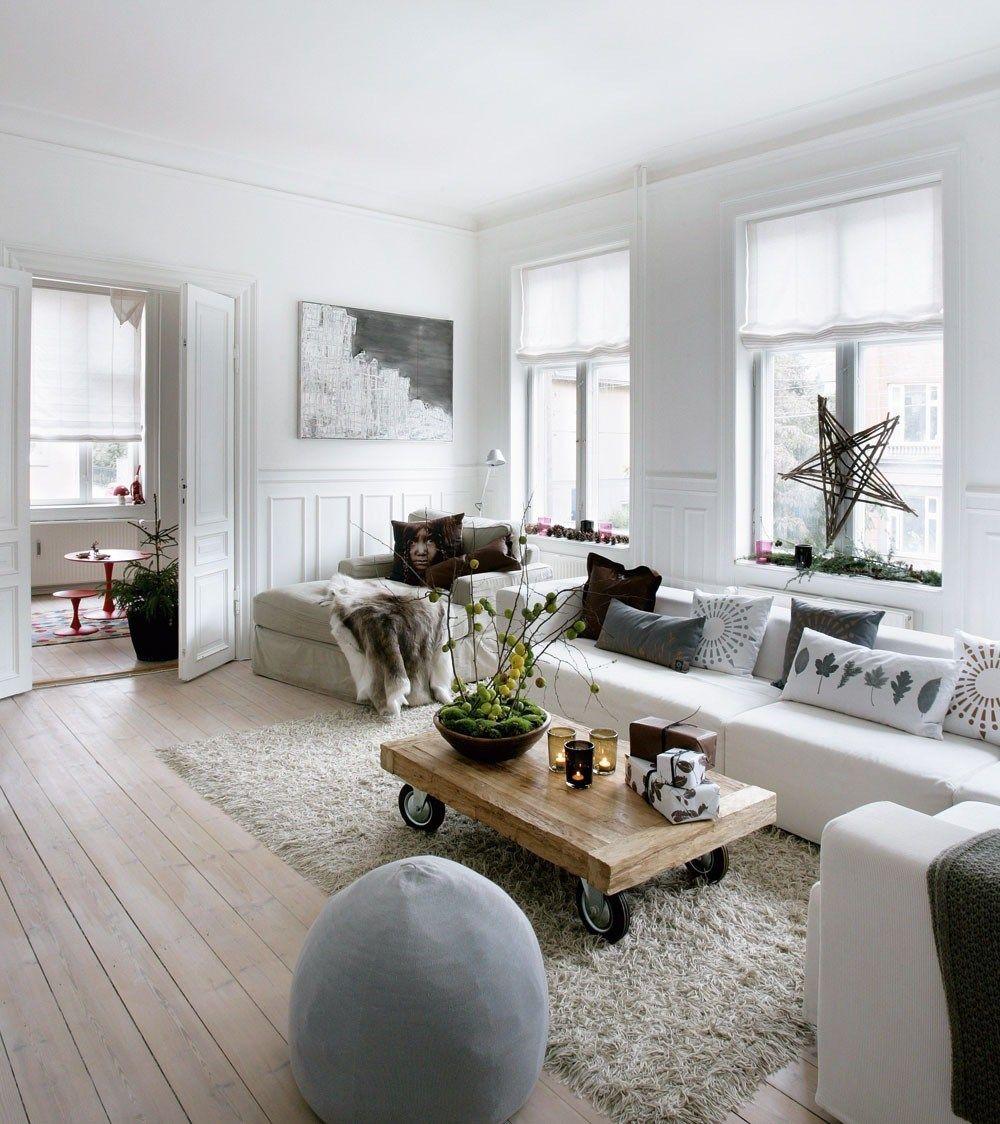 Ren rensdyrhygge home decoration pinterest wohnzimmer wohnzimmer modern und dekoration - Dekoration wohnzimmer modern ...