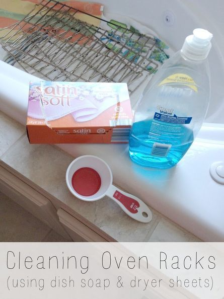 How To Clean Oven Racks In The Bathtub Cleaning Ideas