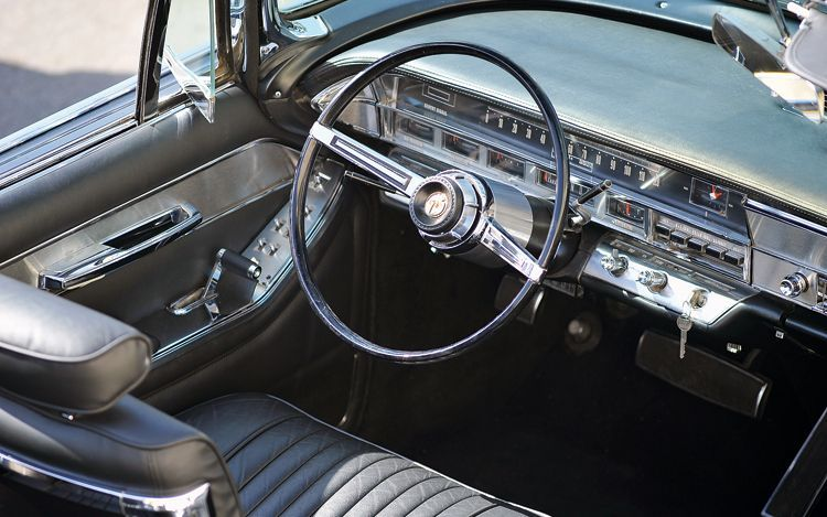 1966 Imperial Crown Convertible Interior View Photo 14 ...