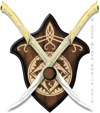 Fighting Knives of Legolas, UC1372