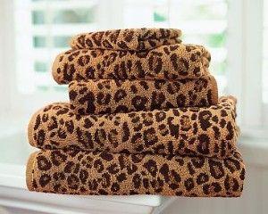 Leopard Towel So Cool Towel Leopard Print Animal Print