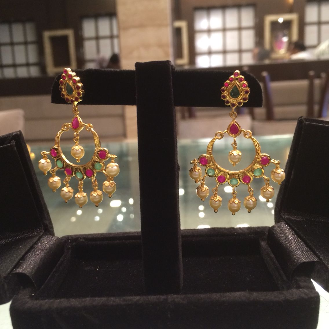 Chandbalies gms light weight jewellery pinterest jewel