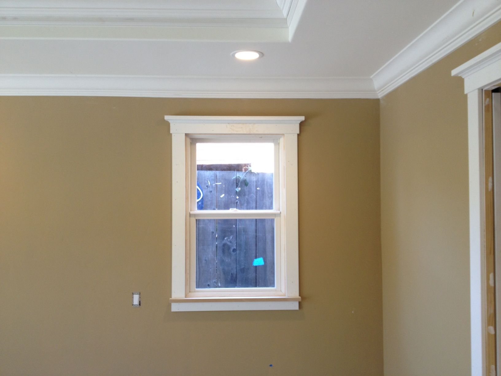 Window trim molding styles - Best