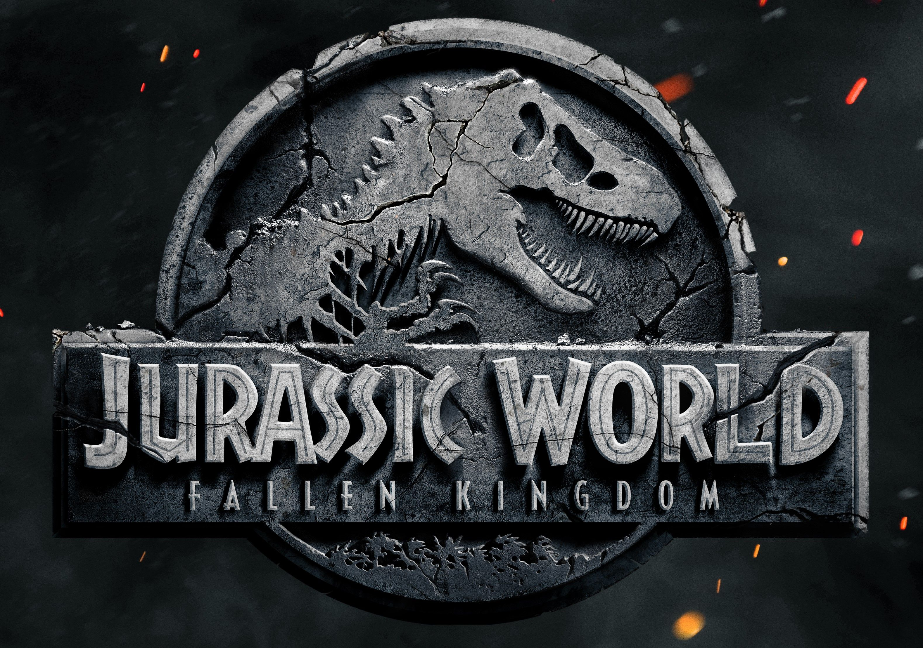 Jurassic World 2 Is Officially Titled Fallen Kingdom Jurassic Outpost Jurassic World Falling Kingdoms New Jurassic World
