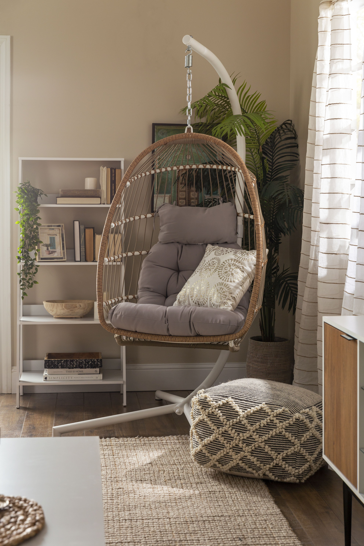 Hammock Swing Chair In 2021 Swing Chair Bedroom Hanging Chair Living Room Room Hammock