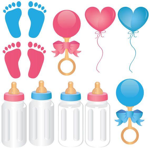 baby items clip art png kartki dla dzieci pinterest baby rh pinterest com free clipart of baby items free clipart of baby things