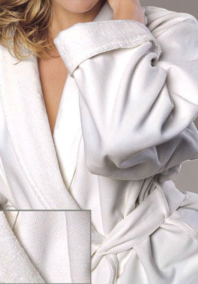 Pique Gift for him or her. Our bestselling robe is 100