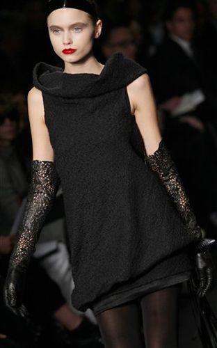 Sfilate New York  Donna Karan Autunno Inverno 2010 2011 Donna Karan Collection