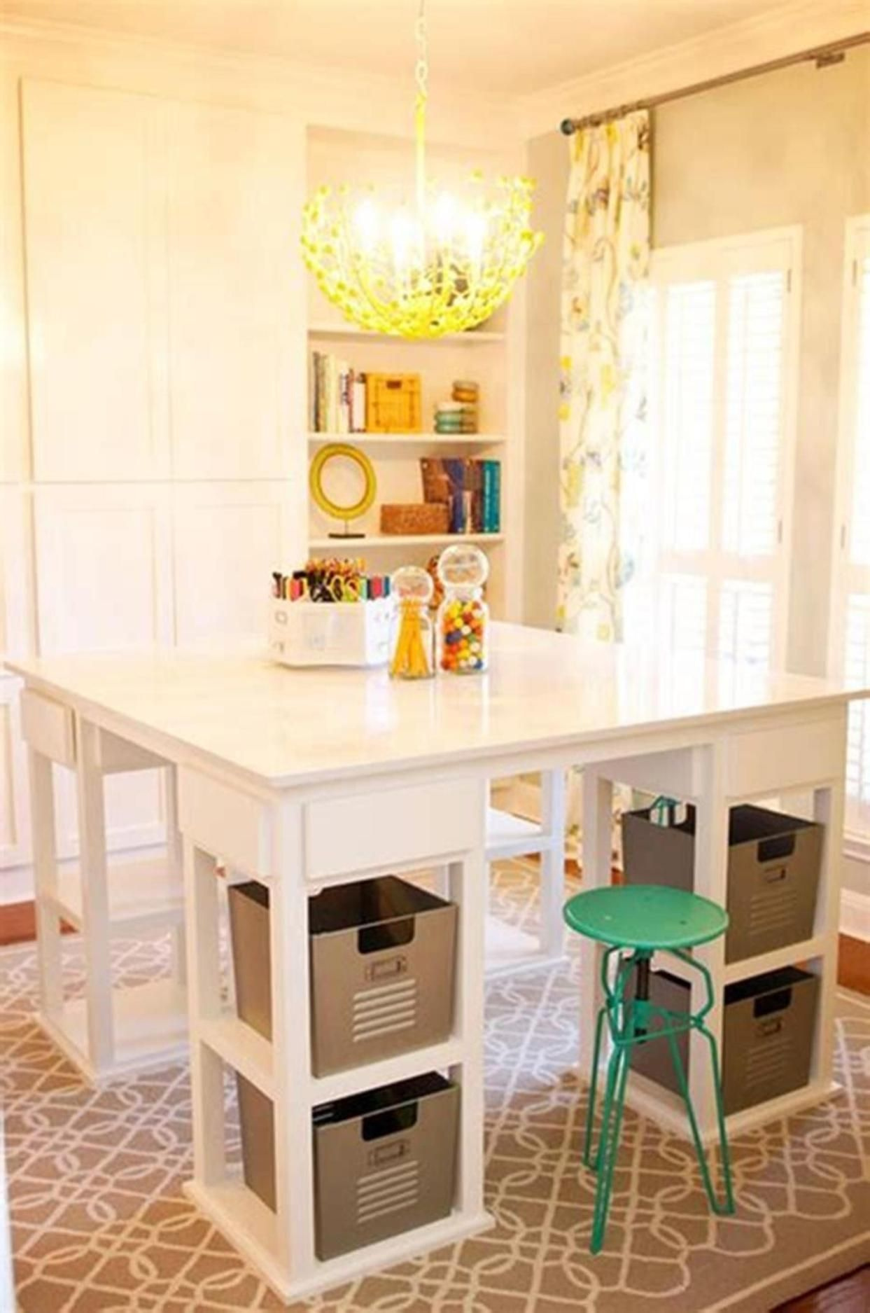 35+ Craft table top ikea ideas in 2021