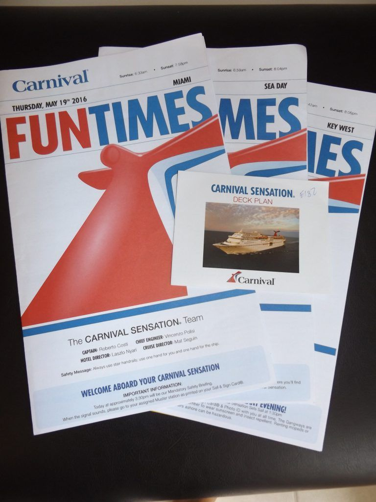 Carnival Cruise Tips | RCL Rhapsody of the Seas | Pinterest ...