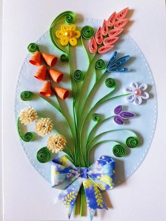 Quilling idea for beginners