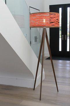 Sinuous Floor Lamp - modern - floor lamps - san diego - Marcus Papay ...