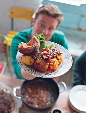 Weihnachtsessen Jamie Oliver.Jamie Oliver Jamie Oliver Rezepte Von Apfelkuchen Bis Zucchini