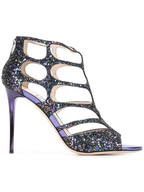 fee79c775e43 JIMMY CHOO Ren 100 Sandals.  jimmychoo  shoes  sandals