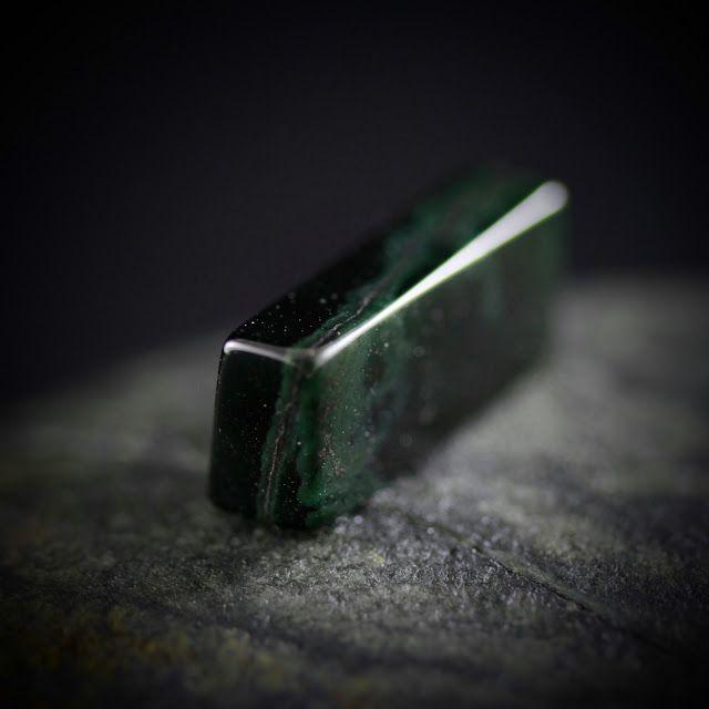 Transparent Rectangle Crystal Jadeite