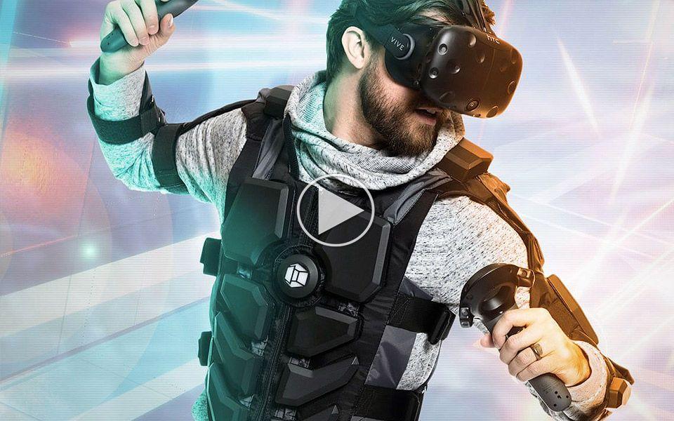 Hardlight VR-Suit