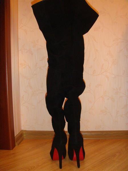 Обувь в украине ботфорды