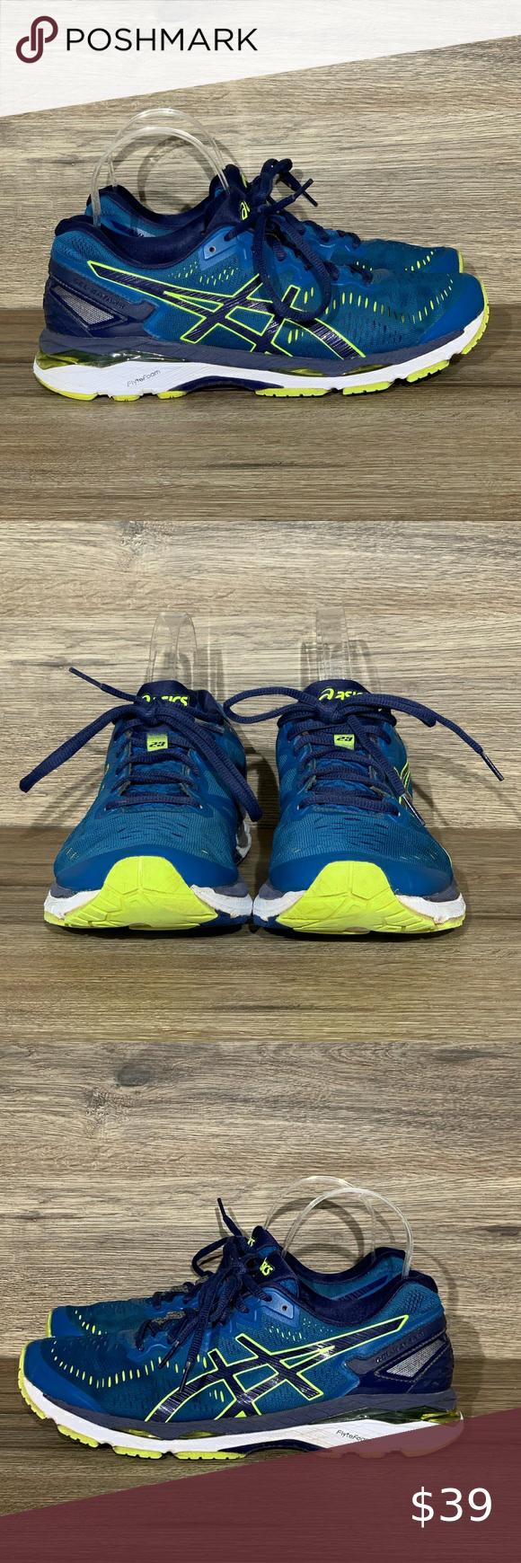 Asics Gel Kayano Running Shoes T646N Mens Size 8.5 | Running shoes ...