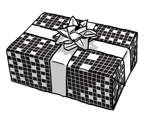 "Umbelas - Gift Wrap - Roll (36"" x 72"")"