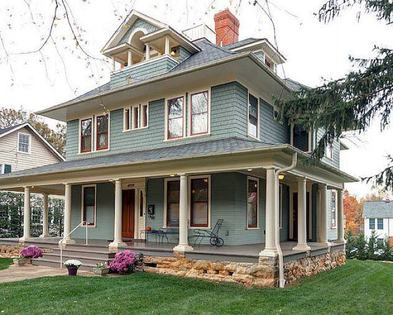 Good Cool 80 Awesome Victorian Farmhouse Plans Design Ideas  Https://roomadness.com/ Pictures Gallery