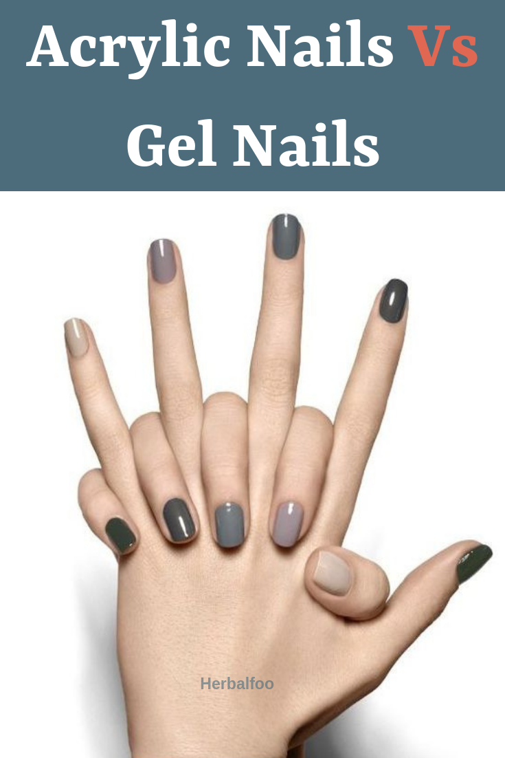 Acrylic Nails Vs Gel Ultimate Decision Making Guide