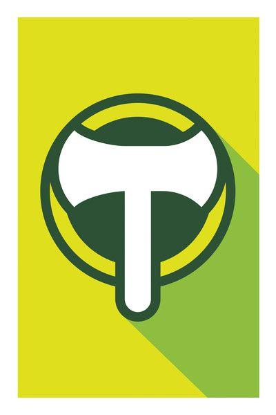 Toronto FC Minimalist Logo